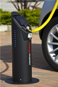 Chargemaster home EV charging point