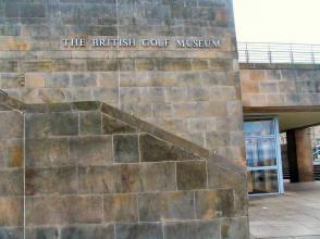 British Golf Museum in St Andrews