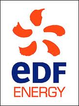 EDF EV home charging point