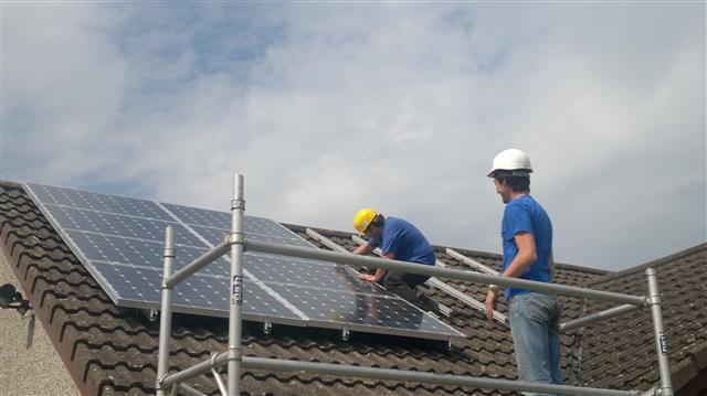 Solar Pv Panel System In Edinburgh 2kw Pv Example 163 3000