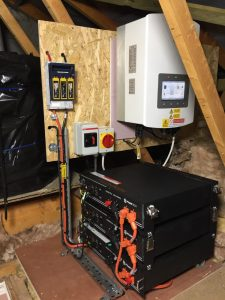 Battery Storage Installer Solar Pv Panel Electrical