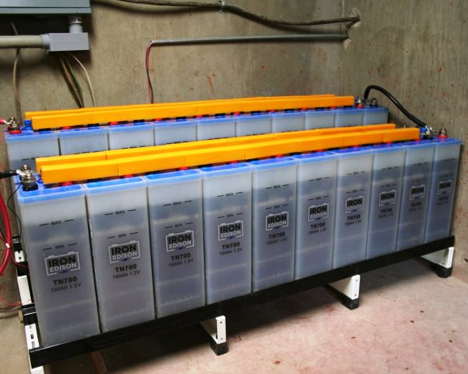 Solar Battery Storage Rb Grant