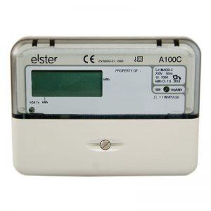 solar meter blank